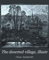 The deserted village, illustr