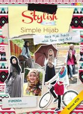 Stylish with Simple Hijab