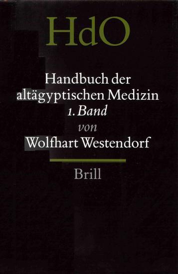 Handbuch der alt  gyptischen Medizin  2 vols   PDF