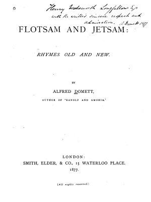 Flotsam and Jetsam PDF