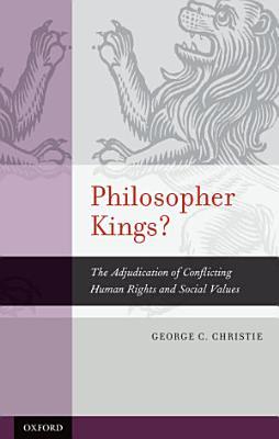 Philosopher Kings  PDF