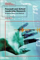 Foucault and School Leadership Research PDF