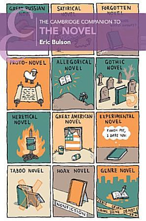The Cambridge Companion to the Novel PDF