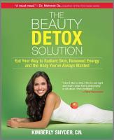 The Beauty Detox Solution PDF