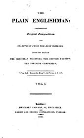 The Plain Englishman [ed. by C. Knight and E.H. Locker].