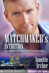 Matchmaker's Intuition - A Sexy Billionaire Erotic Romance Novelette from Steam Books