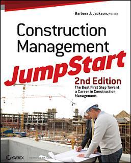 Construction Management JumpStart Book