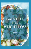 Gaps Diet for Weight Loss