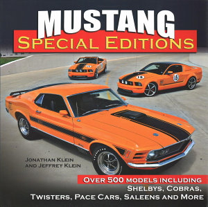 Mustang Special Editions PDF