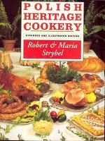 Polish Heritage Cookery PDF
