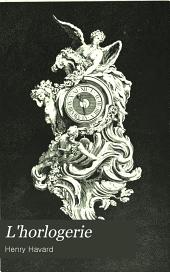 L'horlogerie