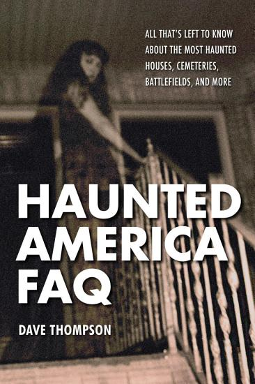 Haunted America FAQ PDF