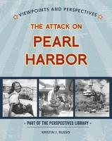 Viewpoints on the Attack on Pearl Harbor PDF