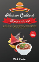 The Mexican Cookbook - Appetizer