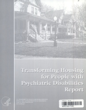 Transforming Housing for People with Psychiatric Disabilities PDF