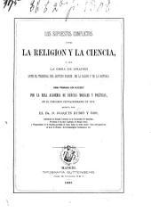 Los Supuestos conflictos entre la religion y la ciencia...