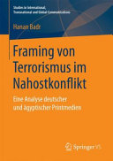 Framing von Terrorismus im Nahostkonflikt PDF