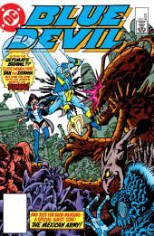 Blue Devil (1984-) #5