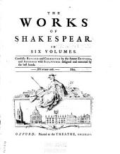 The Works of Shakespear: Volume 1