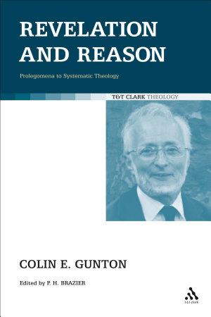 Revelation and Reason PDF