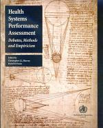 Health Systems Performance Assessment