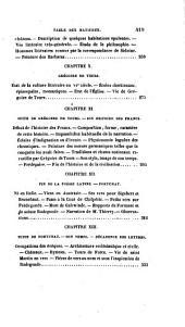 Histoire littéraire de la France avant le douzième siècle: Volume2