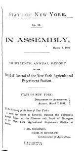 Documents of the Assembly of the State of New York: Volume 19