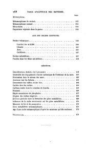 Revue de géologie pour l'année 1860-1877 et 1878: Volume4