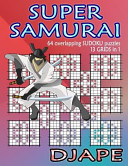 Super Samurai Sudoku PDF
