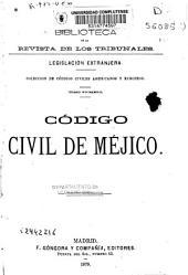 Código civil de Méjico