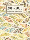 Academic Planner 2019 2020