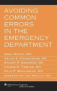 Avoiding Common Errors in the Emergency Department PDF