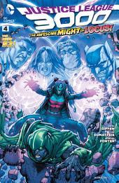 Justice League 3000 (2013-) #4
