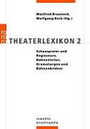 Theaterlexikon PDF