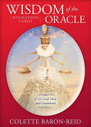Wisdom of the Oracle Divination Cards Book