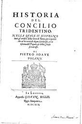 Historia del Concilio Tridentino ...