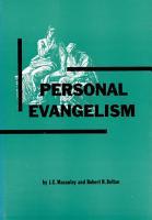 Personal Evangelism PDF