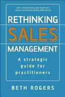 Rethinking Sales Management PDF