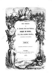 Obras completas: Romances históricos y leyendas, Volumen 3