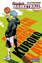 Kuroko's Basketball, Vol. 9: Includes 18 &19