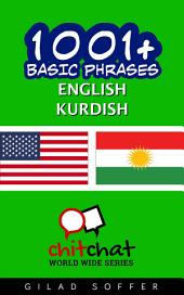 1001+ Basic Phrases English - Kurdish