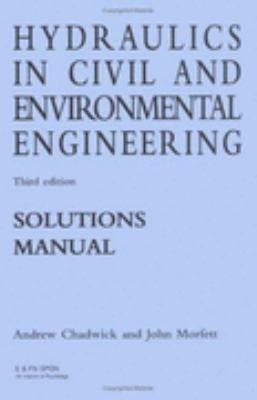 Hydraulics in Civil and Environmental Engineering Solutions Manual PDF
