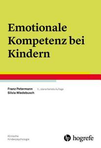 Emotionale Kompetenz bei Kindern PDF