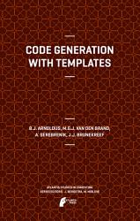 Code Generation With Templates Book PDF