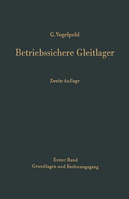 Betriebssichere Gleitlager PDF