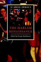 The Cambridge Companion to the Harlem Renaissance PDF