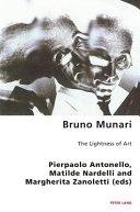 Bruno Munari Book