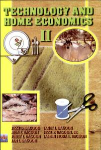 Technology and Home Economics Ii  worktext 2002 Edition Book