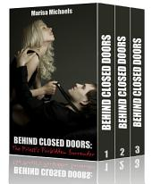 Behind Closed Doors: The Priest's Forbidden Surrender (3 Book Boxed Set)