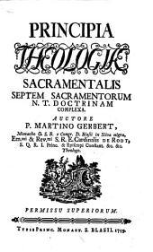 Sacramentalis Septem Sacramentorum N. T. Doctrinam Complexa: 8